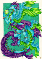 Keeper by DeathTheDragon