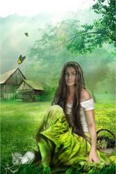 the green  haven by anaRasha