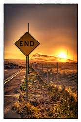 The end by JimP4nsen