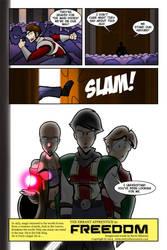 Spotlight - The Errant Apprentice by WebcomicUnderdogs