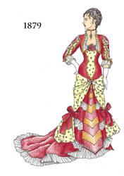 1879 B by Adelie-Helene
