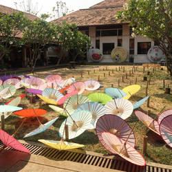 The Fallen Umbrellas by ArcticSerpent