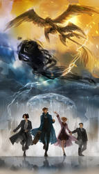 Fantastic Beasts by Makoyana