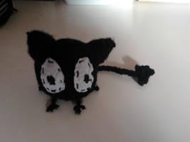 Coal Tar ao no exorcist by Yuuki-VK17