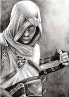 Altair ~ AssassinS creed by Yuuki-VK17
