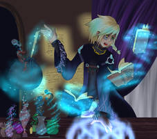 A Hint of Magic by Kasupop