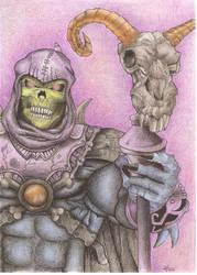 Skeletor by Pyrionus