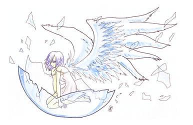 Angel by Rodriq