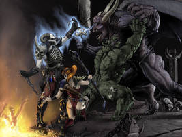 Diablo 2 Fanart by Sorrow-Mcgee