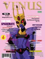 Blackarachnia - Venus Mag by BillForster