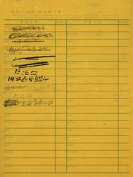 Inner Office Envelope by BillForster