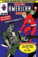 Mad Monster Poster Color by BillForster