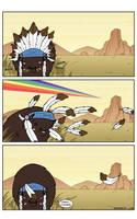 Chief Thunderhooves by BillForster