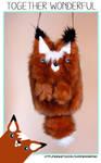 Winston the Fox by BillForster