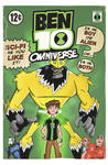 The Incredible Shocksquatch - Ben10 by BillForster