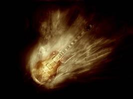 flaming.lespaul by N-Q