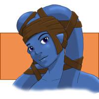 Star Wars: Aayla Secura by ScorpionOcean