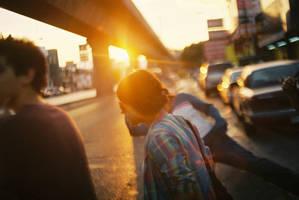 reckless street behaviour by unresponsive
