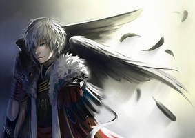 Dark Angel by N-Maulina
