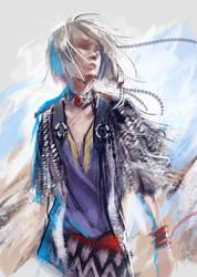 Pale Crow by N-Maulina