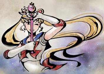 Moon Princess Halation by N-Maulina