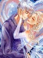 Icy Valentine by Varo-DY