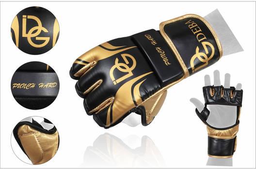 MMA Handschuhe | MMA Gloves | Free Banner by Debasports