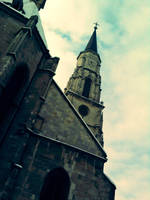 Sacre Coeur by RosesAreR3d
