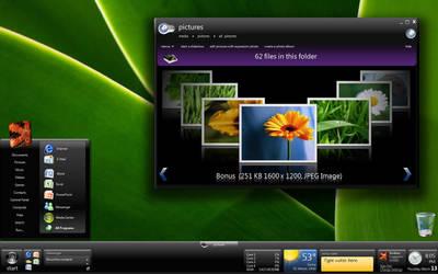 Windows 7 RTM by aesmon11