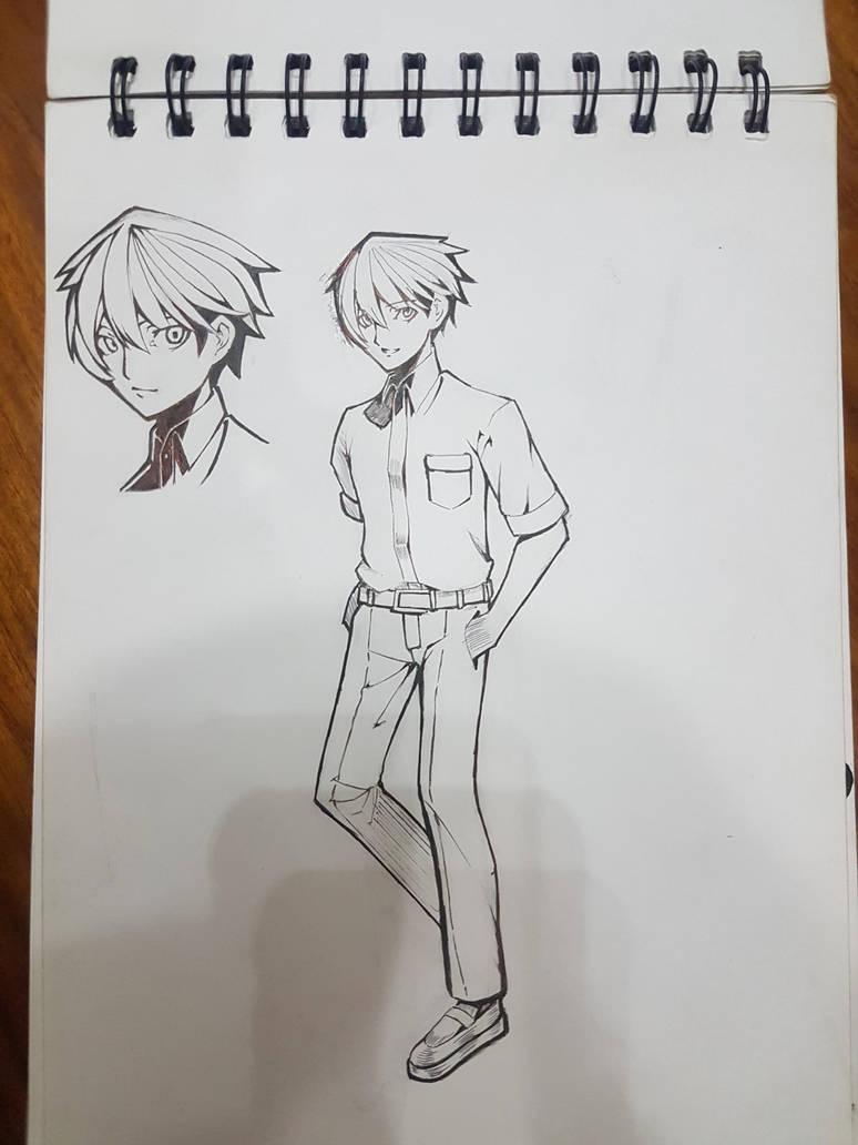 Sketching 1 by Kirito5454