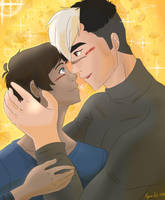 Give Love a Shance by Myuca