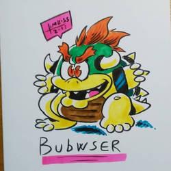 Bubwser by earthwar-jim
