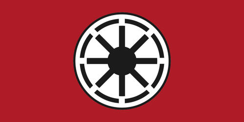 Flag of the Galactic Republic by MartinKassemJ120