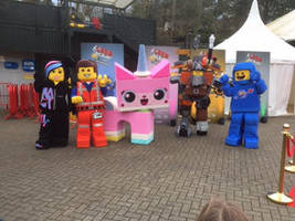 The ''LEGO Movie'' Gang's All Here! by CCB-18