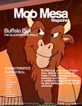 Moo Mesa Magazine #9: Buffalo Bull by CCB-18