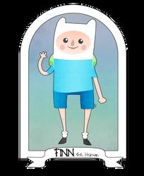 Finn the Human by Jookpub