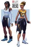 Costume Designs (Final) by mase0ne