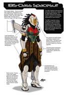 IBIS Spacesuit + Details by mase0ne