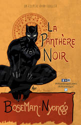 La Panthere Noir by mase0ne