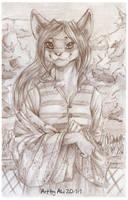 Mona Heloise by Akiana-Reverie