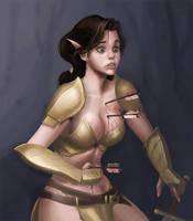 Fantasy Armor by LuckyFK