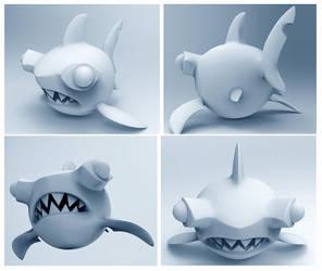 Sharky Wip by LuckyFK