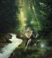 Fireflies' Song by sweetestofnightmares