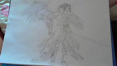 Sephiroth FFVII by Aelux5216