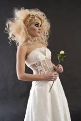Monster bride by szorny-stock
