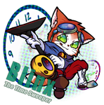 Blinx The Time Sweeper by GeekyKitten64