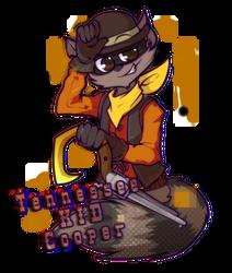 Tennessee Kid Cooper by GeekyKitten64