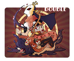 Double Time by GeekyKitten64