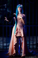 Miku Hatsune~ Dark Wook Circus * Deformed Diva * by SHIcosplay