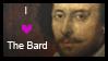 Shakespeare Stamp by ElvenAngel